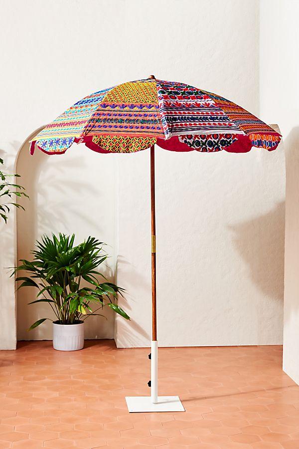 Slide View: 1: Calinda Beach Umbrella