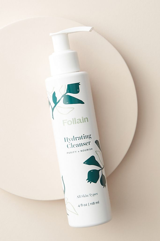 Hydrating Cleanser: Purify + Nourish by Follain #11