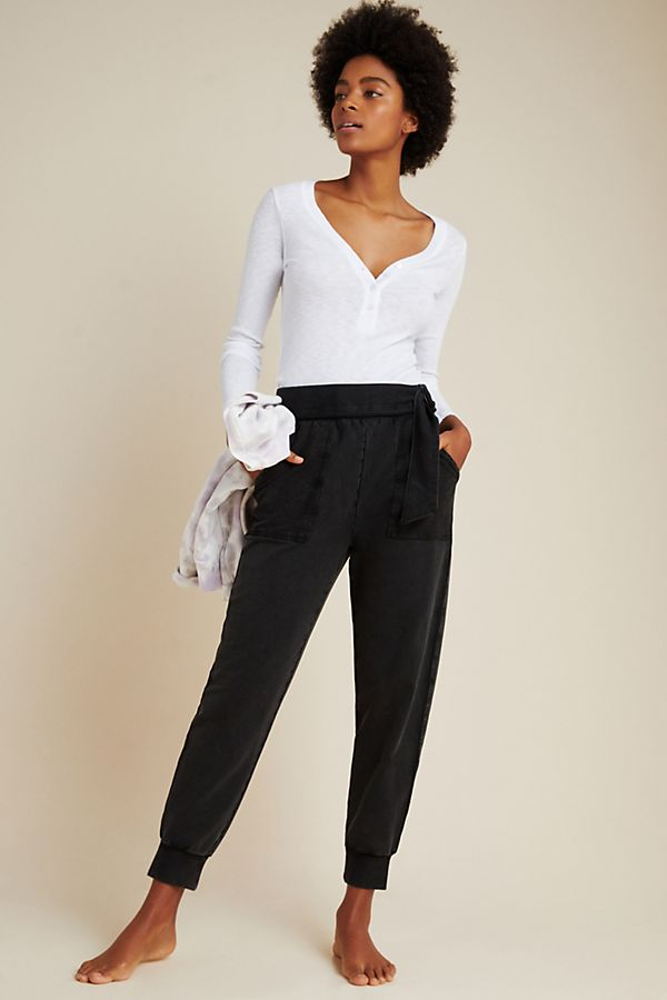 Slide View: 1: Sydney Waisted Joggers