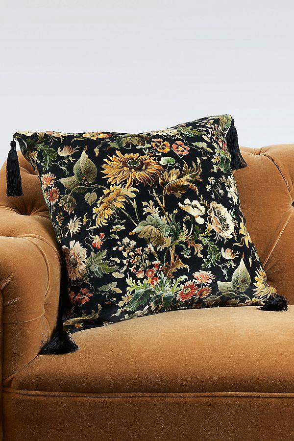 Slide View: 3: House of Hackney Avalon Velvet  Pillow
