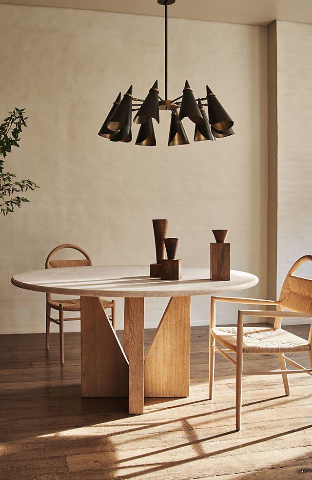 Lemieux et Cie Elysees Dining Table