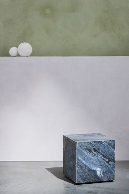 Lemieux Et Cie Landrin Cube Side Table Anthropologie
