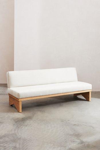 Lemieux et Cie Pierre Plinth Sofa