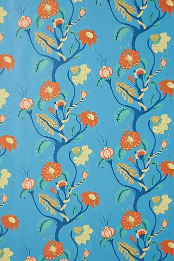Peel And Stick Removable Wallpaper Anthropologie