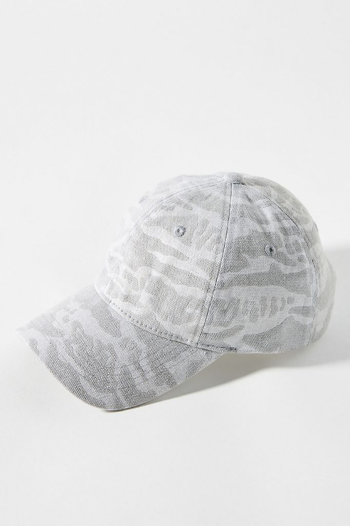 Sage Printed Baseball Cap