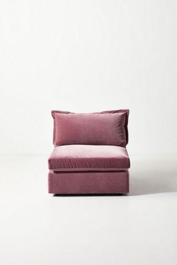 Katina Modular Armless Chair