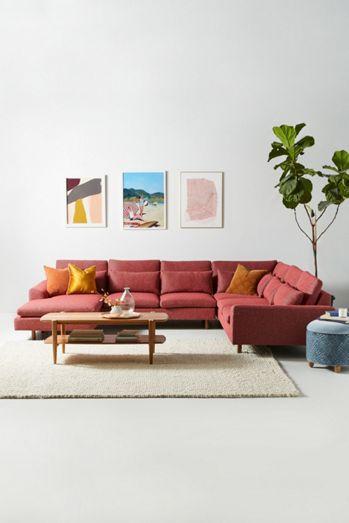 Mirren Modular Corner Chair