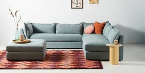 Denver Modular One-Arm Sofa #0