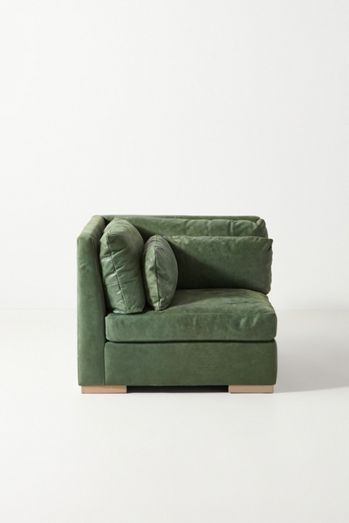 Sunday Modular Leather Corner Chair