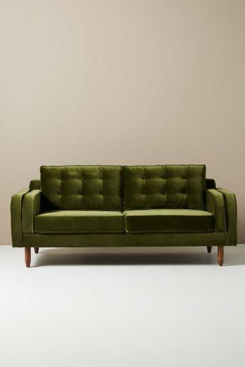Sierra Two-Cushion Sofa