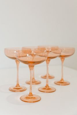 Champagne Toasting Flutes And Coolers From Fine French Crystal To Casual Chiic