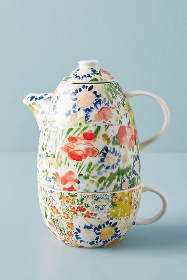 Annie Tea-For-One-Set | Anthropologie