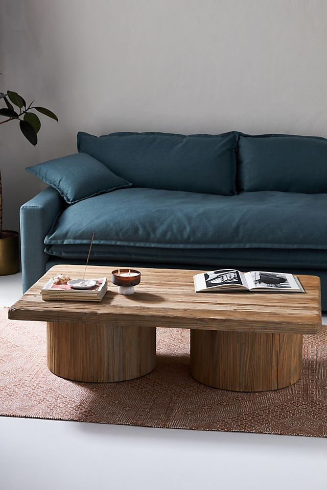 Margate Reclaimed Wood Coffee Table Anthropologie