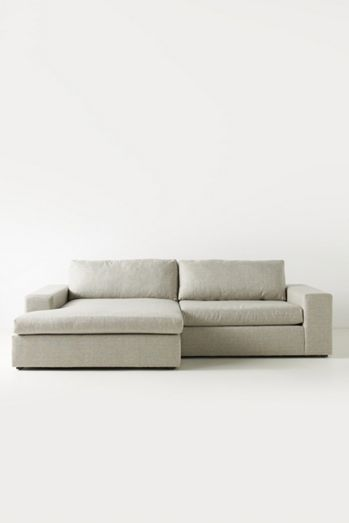 Dylan Petite Sectional