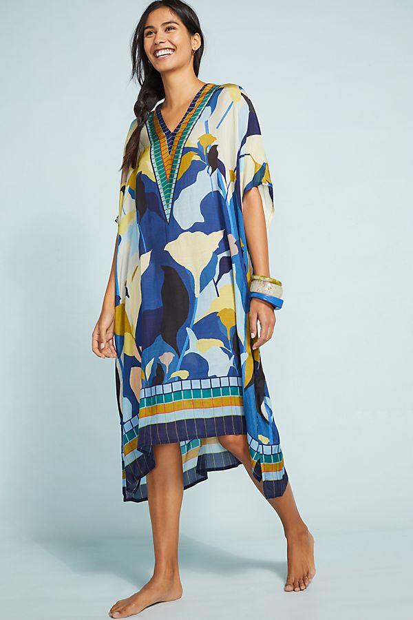 738e9510f41 Slide View  1  Steffi Cover-Up Maxi Dress
