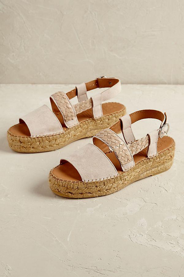 buy online 487e5 41b6f Cordoba Sandalen mit flacher Plateausohle
