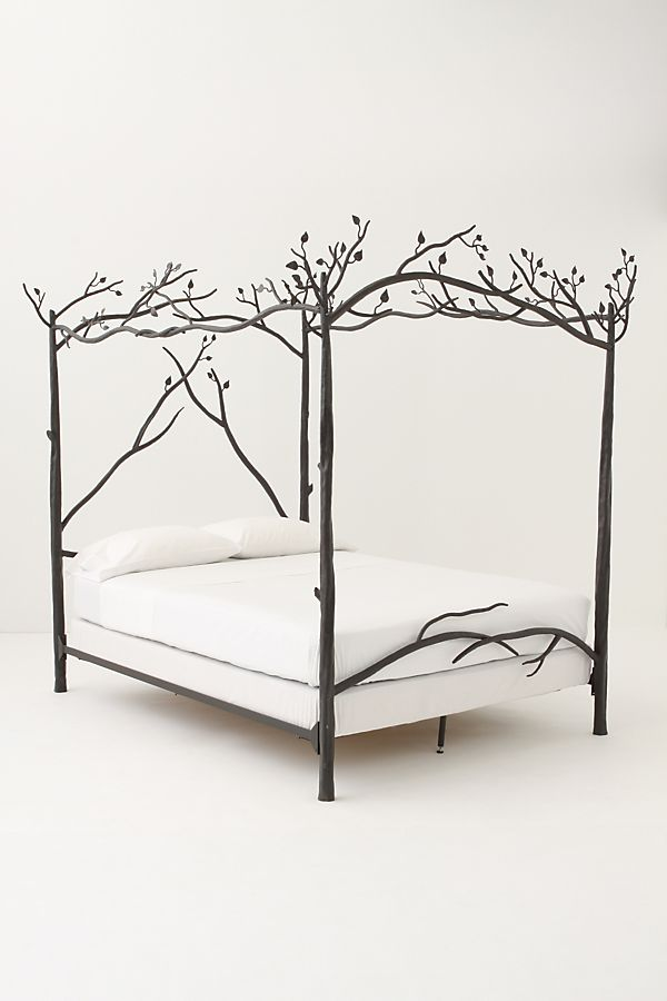 Canopy Bed.Forest Canopy Bed