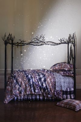 Image of: Forest Canopy Bed Anthropologie