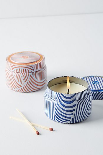 Capri Blue Candles Diffusers In Volcano Scent Anthropologie