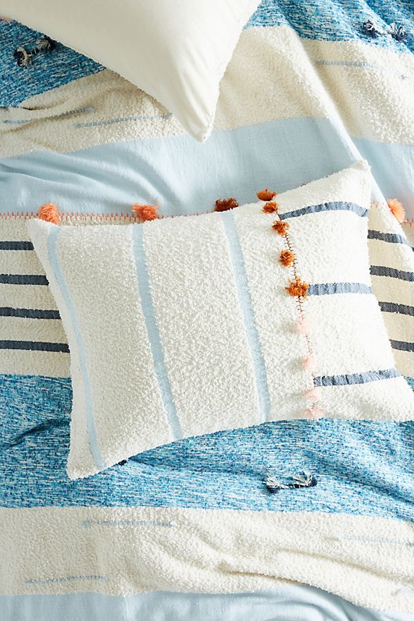 All Roads Woven Solstice Pillowcases