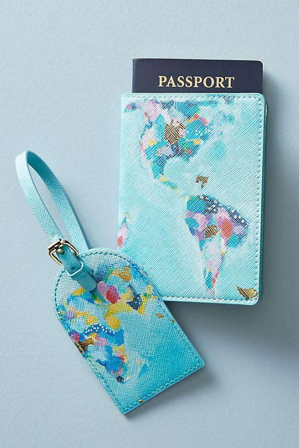 df58d368d Slide View  1  Nikki Cade Map Maker Passport Holder
