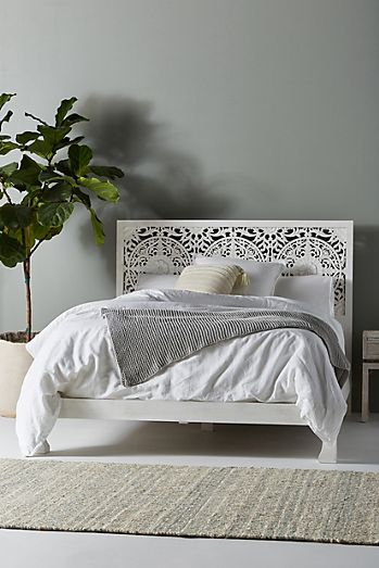 Bohemian Bed Frames Amp Unique Headboards Anthropologie