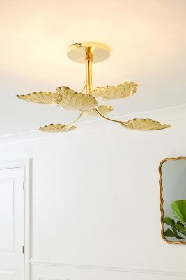 Evie Flush Mount by Anthropologie