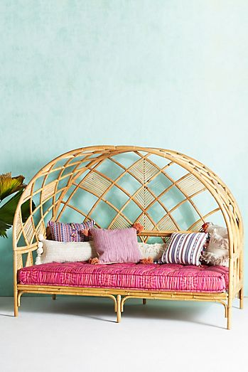 peacock cabana daybed