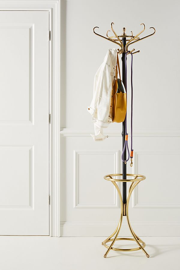 Slide View: 1: Esmond Coat Rack