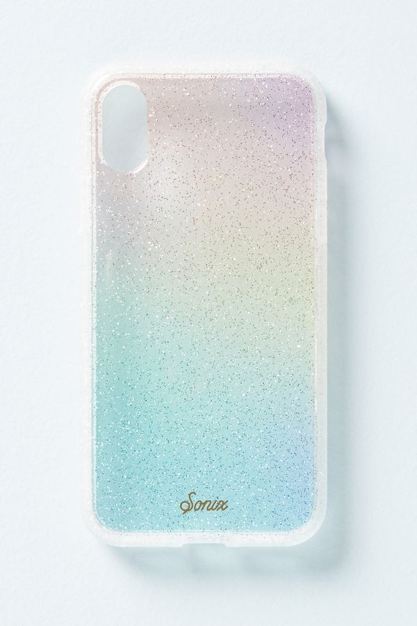 cover iphone 5 rainbow glitter brands