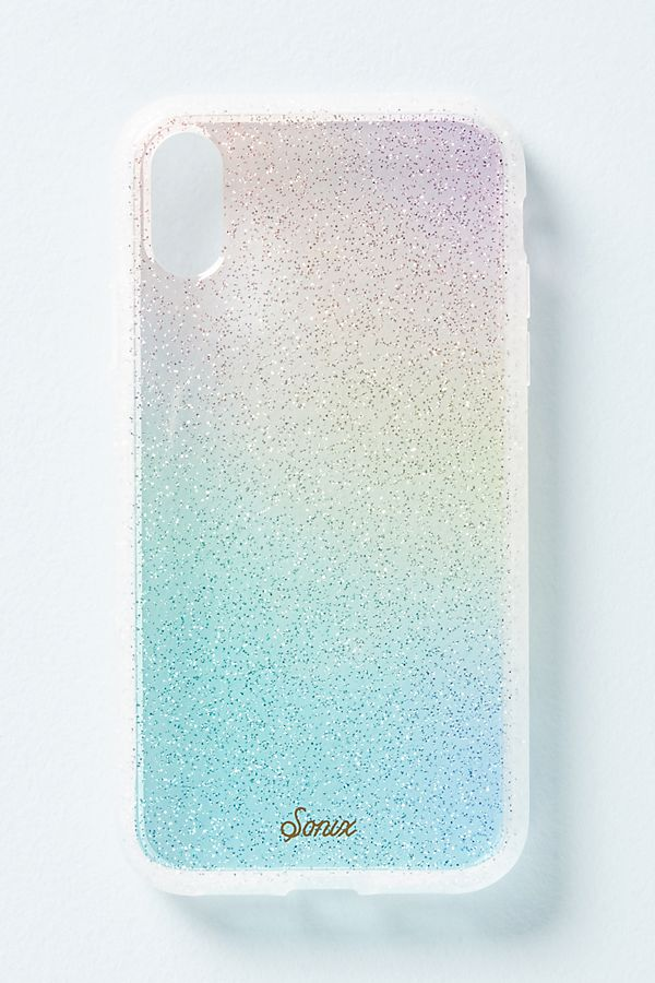 new products 3f07a 6c621 Sonix Rainbow Glitter iPhone Case
