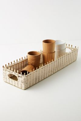 Olivia Basket by Anthropologie