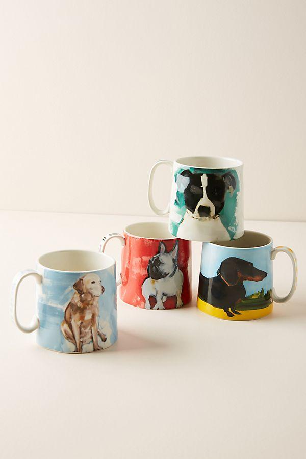 Dog A Day Mug Anthropologie Uk