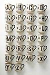 Tiled Margot Monogram Mug #3