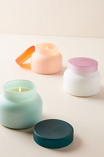 29d7266628158 Capri Blue Matte Jar Candle
