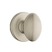 Aliso Passage/Hall/Closet Door Knobs, Satin Nickel 200AO 15 | Kwikset Door Hardware