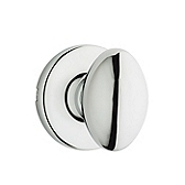 Aliso Passage/Hall/Closet Door Knobs, Polished Chrome 200AO 26 | Kwikset Door Hardware