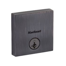 Downtown Deadbolt - Venetian Bronze