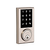 275 Contemporary Square Touchscreen Deadbolt