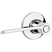 Palmina Light Commercial, Polished Chrome 408PLL 26 | Kwikset Door Hardware