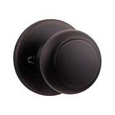 Cove Door Knobs, Venetian Bronze 488CV 11P | Kwikset Door Hardware