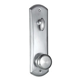 Metal Interconnect With 780 Deadbolt and Hancock Knob