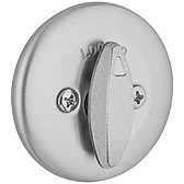 663/667 Single Sided Deadbolt  , Satin Chrome 663 26D | Kwikset Door Hardware