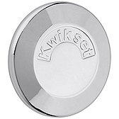663/667 Single Sided Deadbolt , Polished Chrome 667 26 | Kwikset Door Hardware