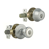 Tylo Combo Pack , Satin Chrome 690T 26D | Kwikset Door Hardware