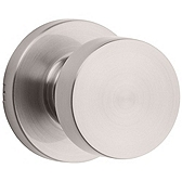 Pismo Passage/Hall/Closet Door Knobs, Satin Nickel 720PSK RDT 15 | Kwikset Door Hardware