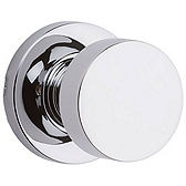 Pismo Passage/Hall/Closet Door Knobs, Polished Chrome 720PSK RDT 26 | Kwikset Door Hardware
