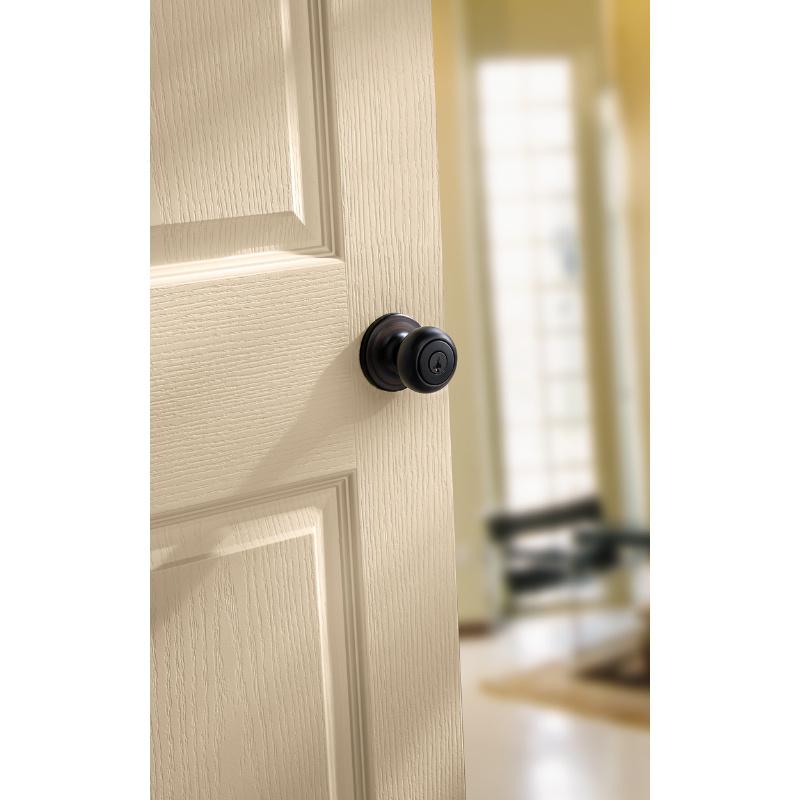 Install Kwikset Front Door Handle Door Handle Kwikset Door Handle