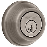 780/785 Deadbolt  , Antique Nickel 785 15A SMT | Kwikset Door Hardware