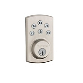Powerbolt 2  , Satin Nickel 907-2 15 SMT | Kwikset Door Hardware
